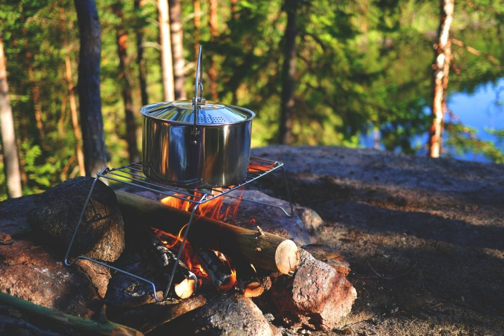 Guide To A Camping Kitchen