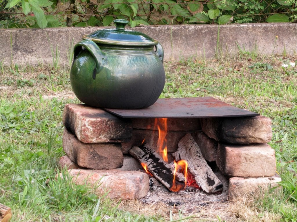 Camping  Kitchen: Essentials Of A Camping Kitchen