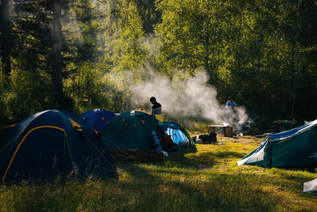 Importance Of A Perfect Campsite